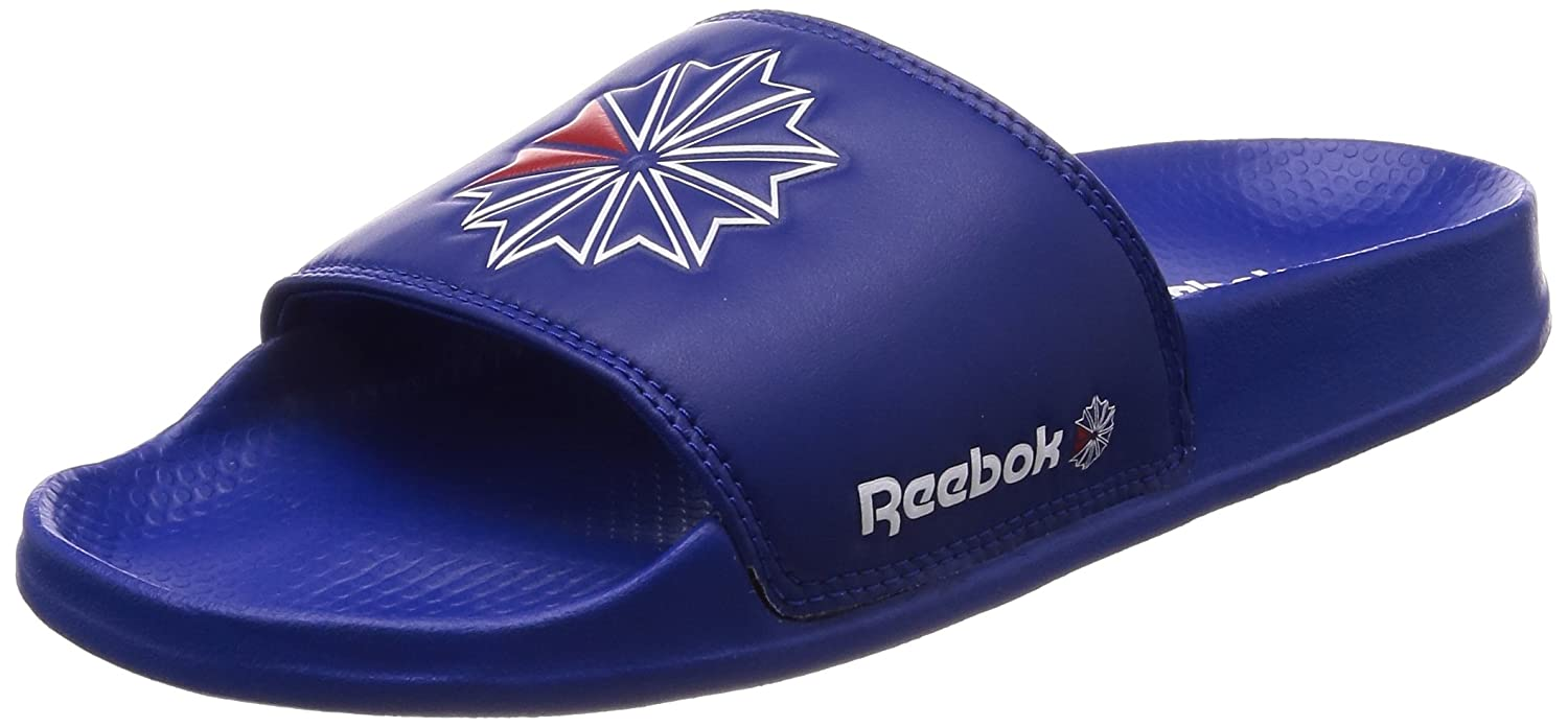 Reebok Men s Classic Slide Sneakers  Buy Online at Low Prices in India -  Amazon.in 43e4409ab