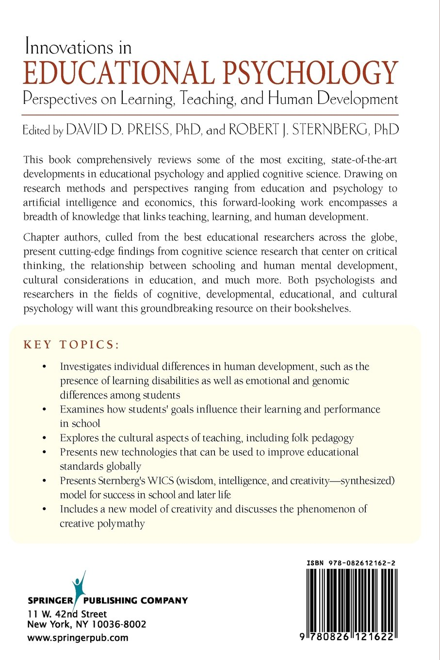 recent research topics in educational psychology