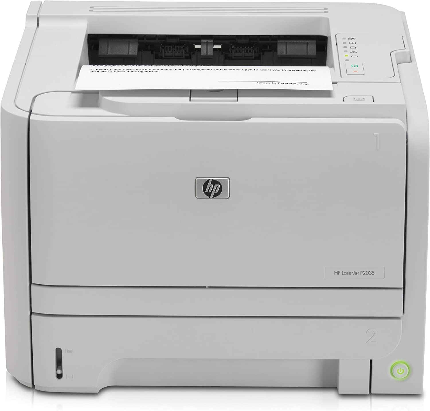 HP Laserjet P2035 Printer : Laser Printers : Electronics