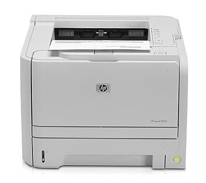 HP LaserJet P2035 - Impresora láser monocromo (A4 negro, hasta 30 ppm, de 500 a 2500 páginas mes, USB 2.0, puerto paralelo homologado IEEE 1284)