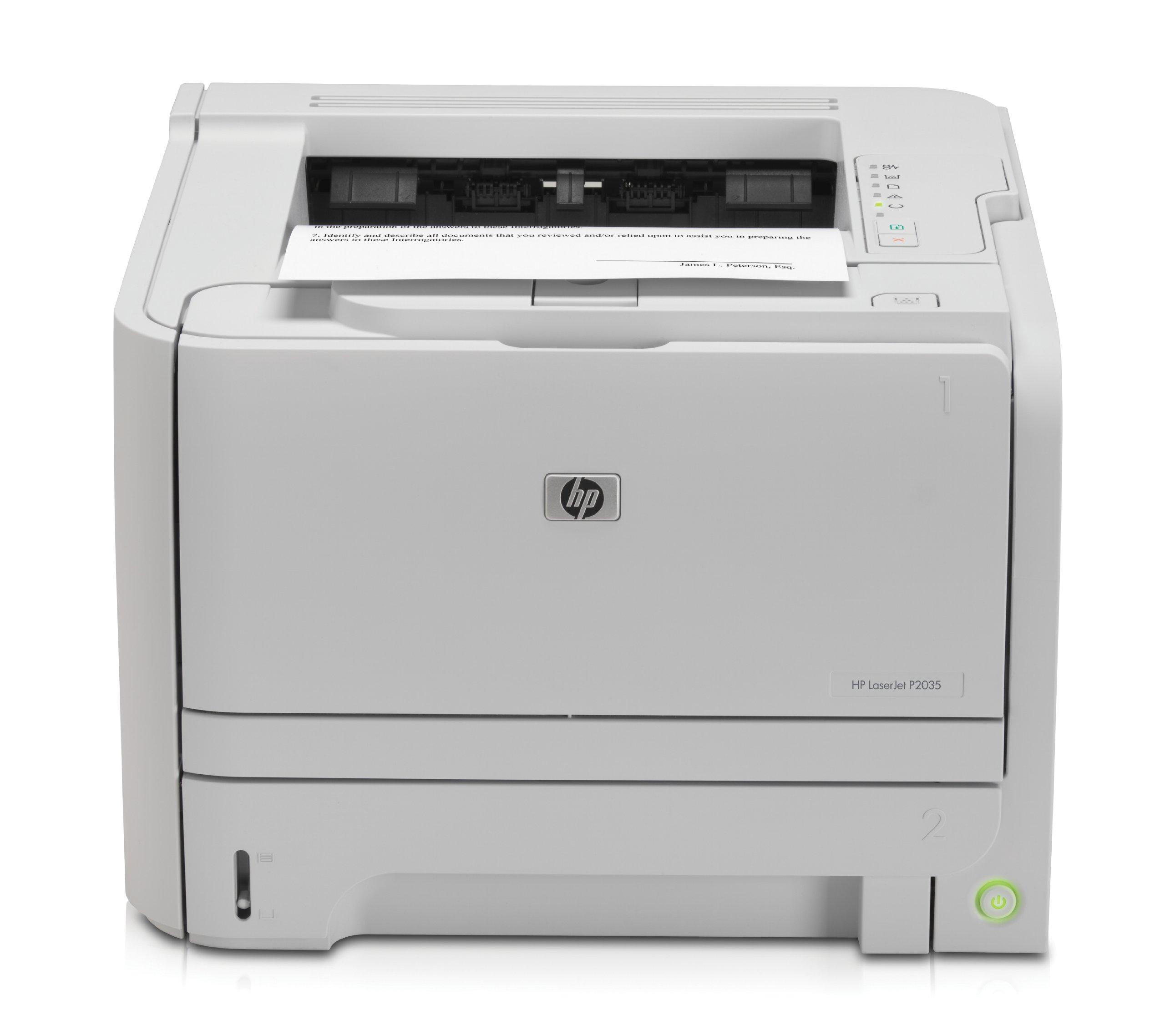 HP LaserJet P2035 Printer