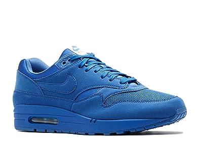 7a1dfa9889a3b Amazon.com: Nike AIR Max 1 Premium Game Royal - 875844-400 - Size ...