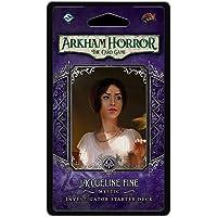 Fantasy Flight Arkham Horror Jacqueline Fine Mystic Investigator Starter Deck Card Game