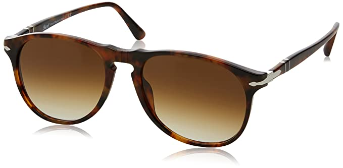 Persol Herren Sonnenbrille 0Po6649S 108 51 55, Braun (Caffe Brown ... 48464b2fa0