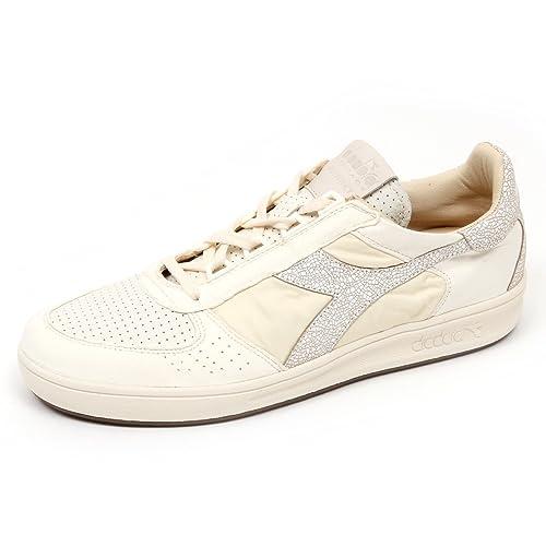 D2420 sneaker uomo DIADORA HERITAGE B.ELITE ghiaccio shoe men