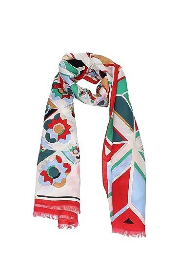 comprare on line ad0f4 037a2 Foulard Fendi Women - Cotton (FXT085OA2F0MQ0): Amazon.co.uk ...