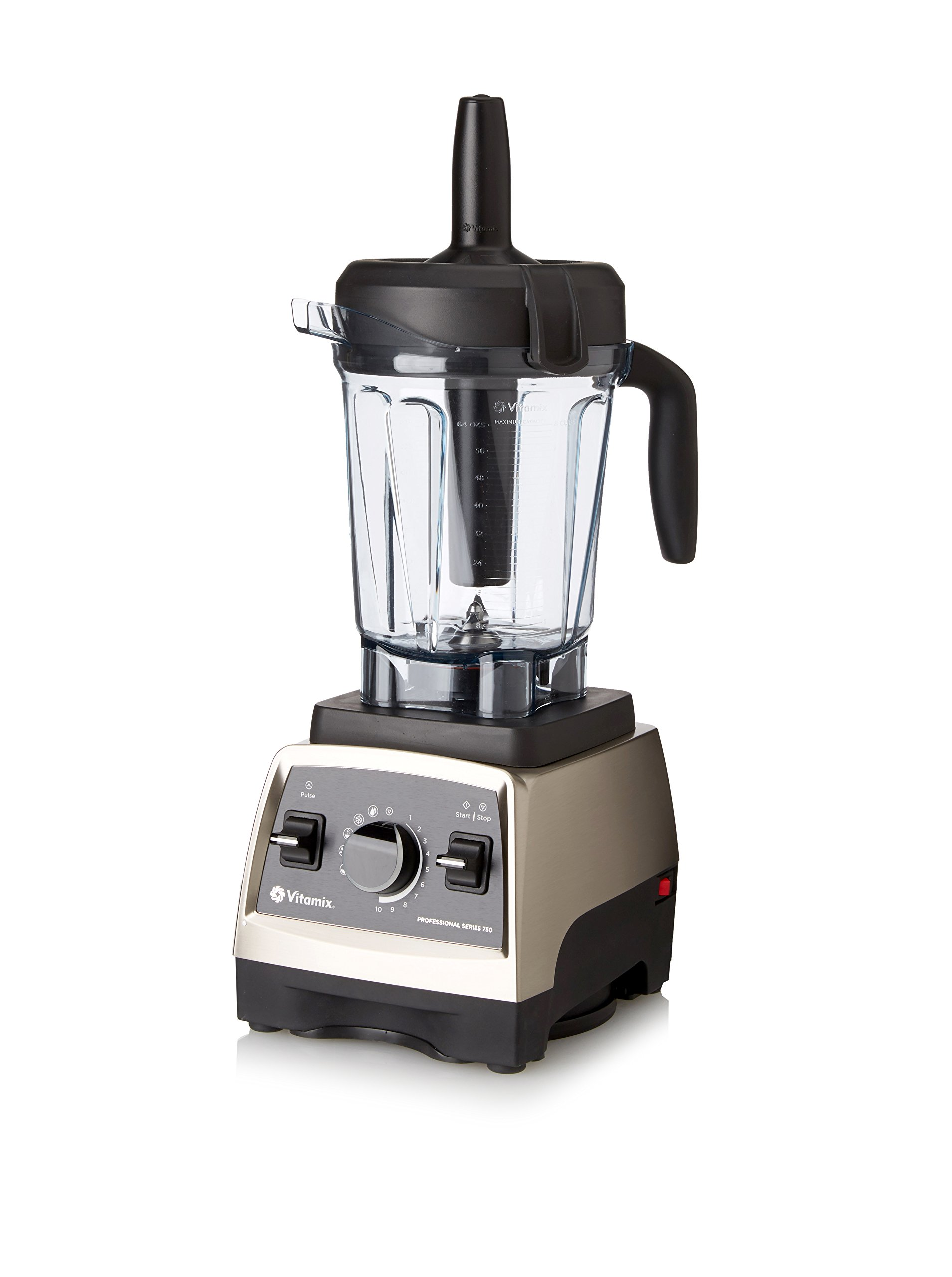 64 oz Container Black Professional-Grade Free Shipping Vitamix 5200 Blender