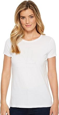 Lauren by Ralph Lauren Women s LRL Graphic T-Shirt White Small at ... cdf07578f04c