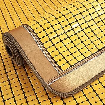 Light sofá cojín Verano Matte sofá Toalla de bambú Esterilla ...