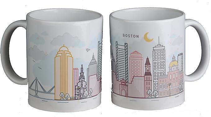 Details about  /Coffee Cup Mug Travel 11 15 oz USA City Property Of Arlington