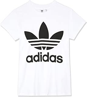 2c48167fe4f3 adidas Damen 3 Stripes Tee T-Shirt  Amazon.de  Sport   Freizeit