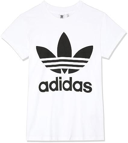 it E Sport Trefoil Amazon Donna Adidas T Shirt Big Libero Tempo axBwqUR