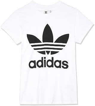 adidas Damen Big Trefoil T-Shirt