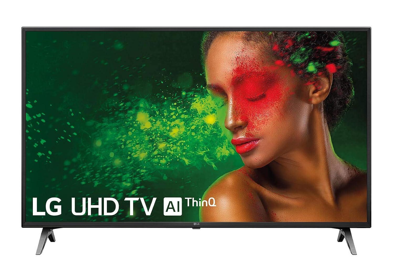 "LG 55UM7100ALEXA - Smart TV 4K UHD de 139 cm (55"") con Alexa Integrada (procesador Quad Core, HDR y Sonido Ultra Surround) color negro"