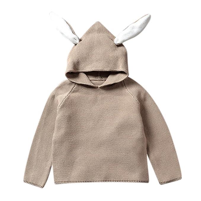 Amazoncom Gprince Baby Boy Girl Sweater Cotton Pullover Children