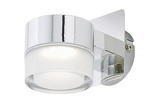 Briloner Leuchten Badezimmerlampe, LED Badlampe, Badleuchte,  Badezimmerleuchte, Badleuchten Decke, Badlampe Decke