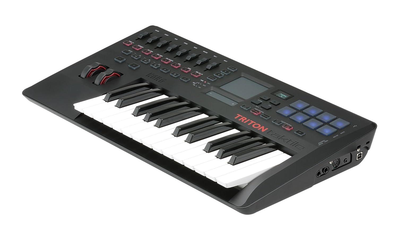 Korg Triton taktile de 25 | Sintetizador + Controlador Studio | nuevo: Amazon.es: Instrumentos musicales