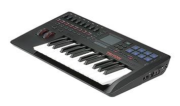 Korg Triton taktile de 25   Sintetizador + Controlador Studio   nuevo: Amazon.es: Instrumentos musicales