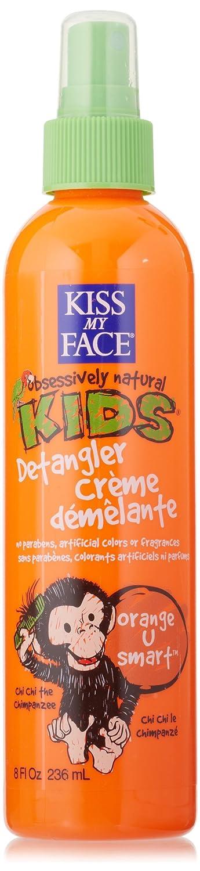 Kiss My Face Kids Detangler Creme 8oz Pump Orange-U-Smart UNFI - Select Nutrition 5000821