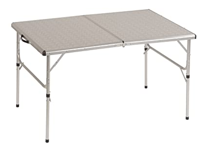 Amazon Com Coleman Pack Away Folding Table Camping Tables