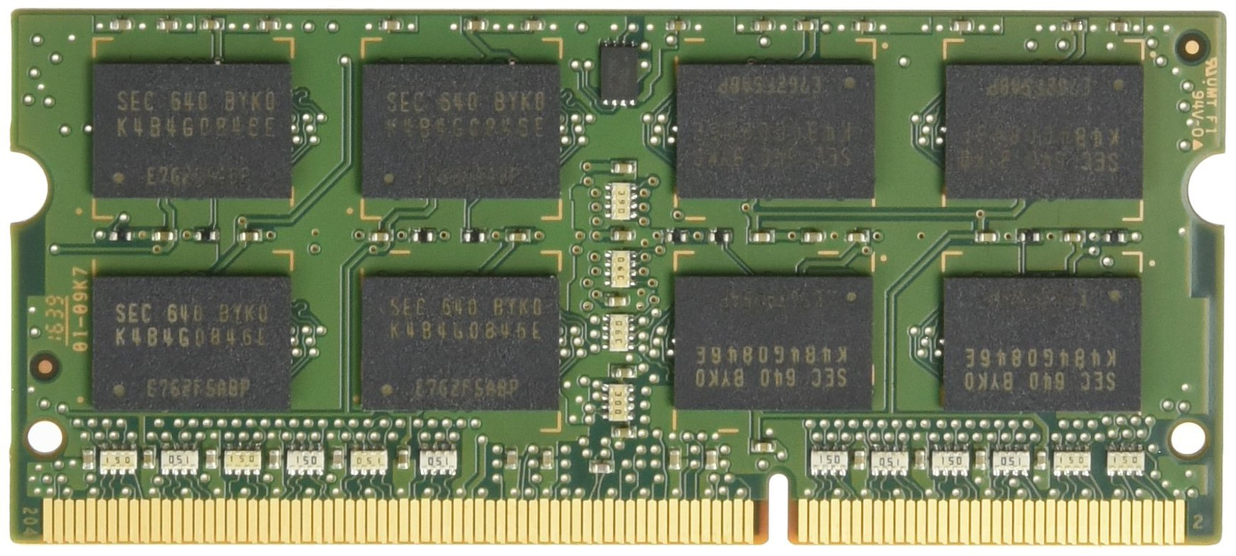 Dell 8GB DDR3L-1600 PC3L-12800 204Pin Sodimm Low Voltage RAM Memory Upgrade P/N SNPN2M64C/8G by Dell