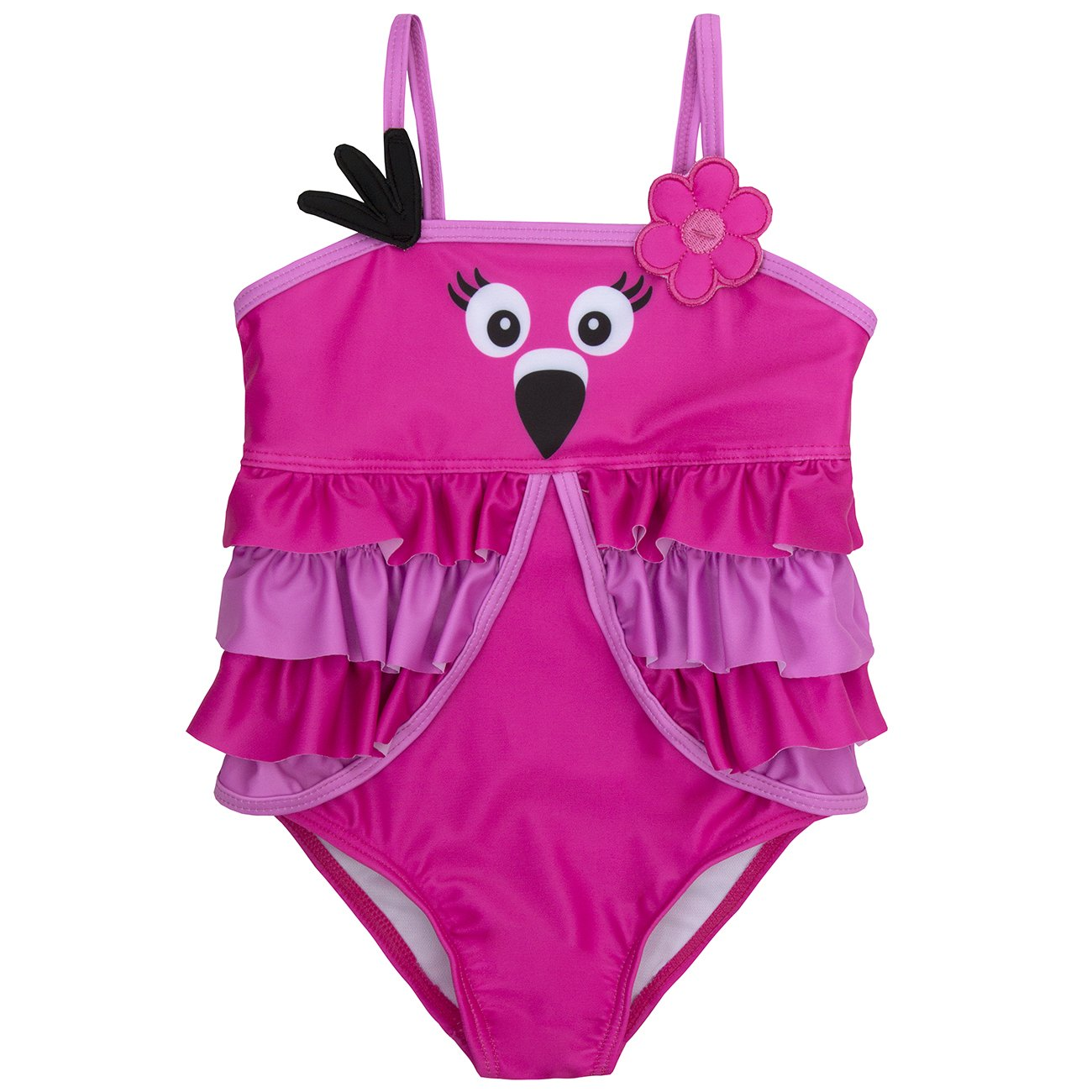 BABY TOWN Infant Baby Girls Novelty Swimming Costume Swimsuit