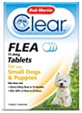 Bob Martin Clear Flea Tablets for Small Dogs and Puppies