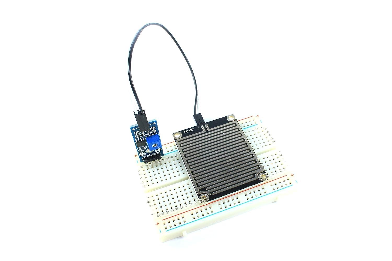 Infrarot Sensor Entfernungsmessung : Regen wasser erkennung sensor modul wetter arduino raspberry pi