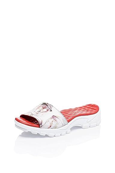 Fantasy Shoes für Damen (rot / 38) fGONv