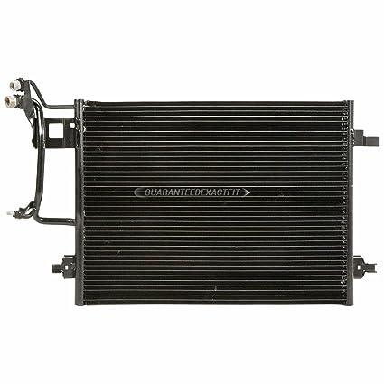 amazon com a c ac air conditioning condenser for audi a4 quattro a4 rh amazon com Audi A6 Manual 2001 Audi A4 Manual