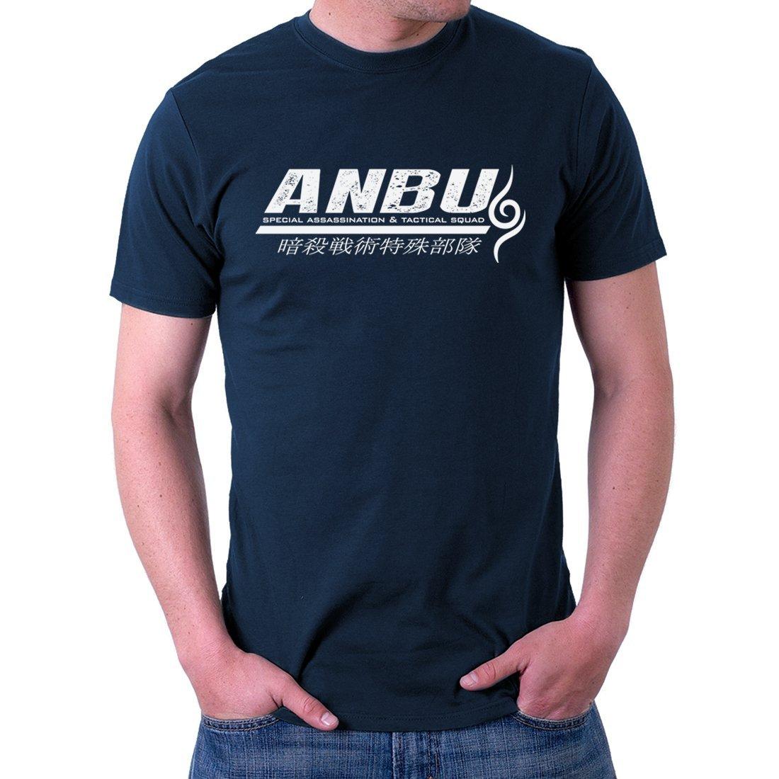 ANBU Ninja Team Shinobi Squad - Adult T-Shirt for Naruto Anime