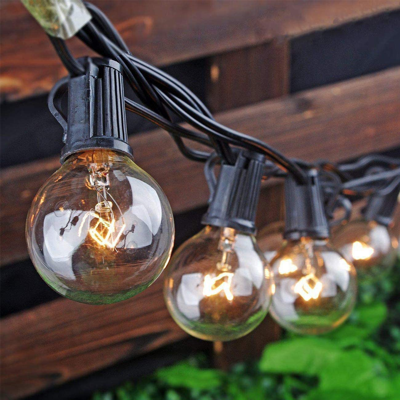 Free Amazon Promo Code 2020 for Outdoor String Lights 25Ft with 27 Bulbs
