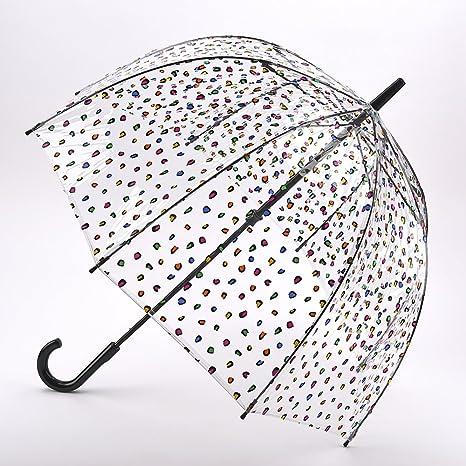 Fulton Birdcage 2 Paraguas clásico, 94 cm, 1 Liters, (Candy Leopard)