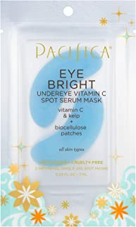 product image for Pacifica Eye bright undereye vitamin c bio-cellulose patches, 0.23 Fl Ounce