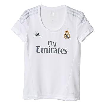 Maillot Domicile Real Madrid Femme