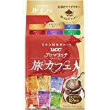 UCC Aroma Rich Selection Single Serve Hand Drip Coffee 12 Count[6taste*2packs] by C&U