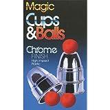 Cups & Balls - Chrome Finish by Empire [並行輸入品]