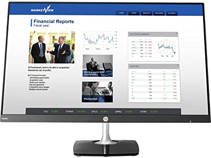 Amazon.in  Buy HP N240h 23.8-inch Ips Full HD Monitor with VGA (Black)  Online at Low Prices in India  bc473bcb8f