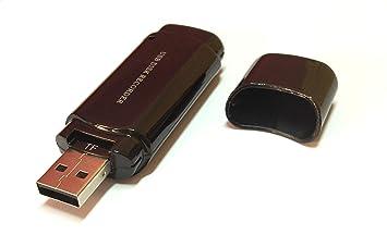 Micro cámara oculta en memoria USB con batería de larga duración 4 y 20 horas, 8 GB Incluye Registra Audio y vídeo, fácil occultazione: Amazon.es: ...