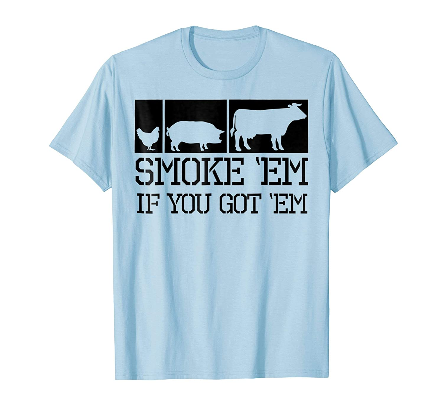 c1c5ba4e ... 10% Polyester; All Other Heathers: 50% Cotton, 50% Polyester Imported  Machine wash cold with like colors, dry low heat. Smoke em if you got em tee  for ...