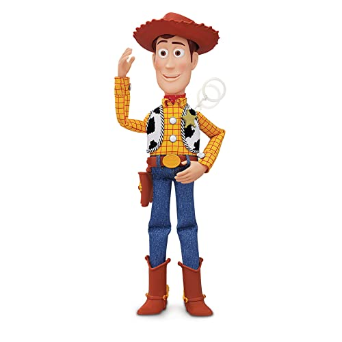 Mtw Toys - 64071 - Toy Story - Figurine Parlante Woody