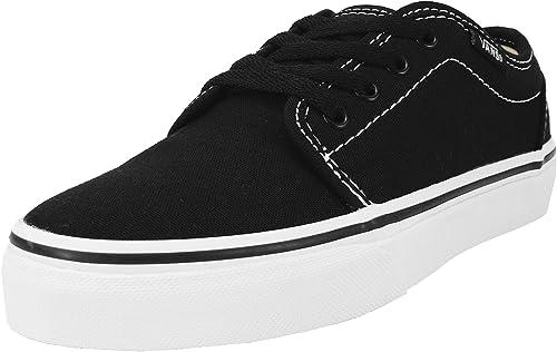 Vans Kids/Youth 106 Vulcanized Black