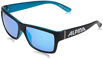 Alpina Kacey Fahrradbrille Black Matt-Green One Size 5ZzfZ