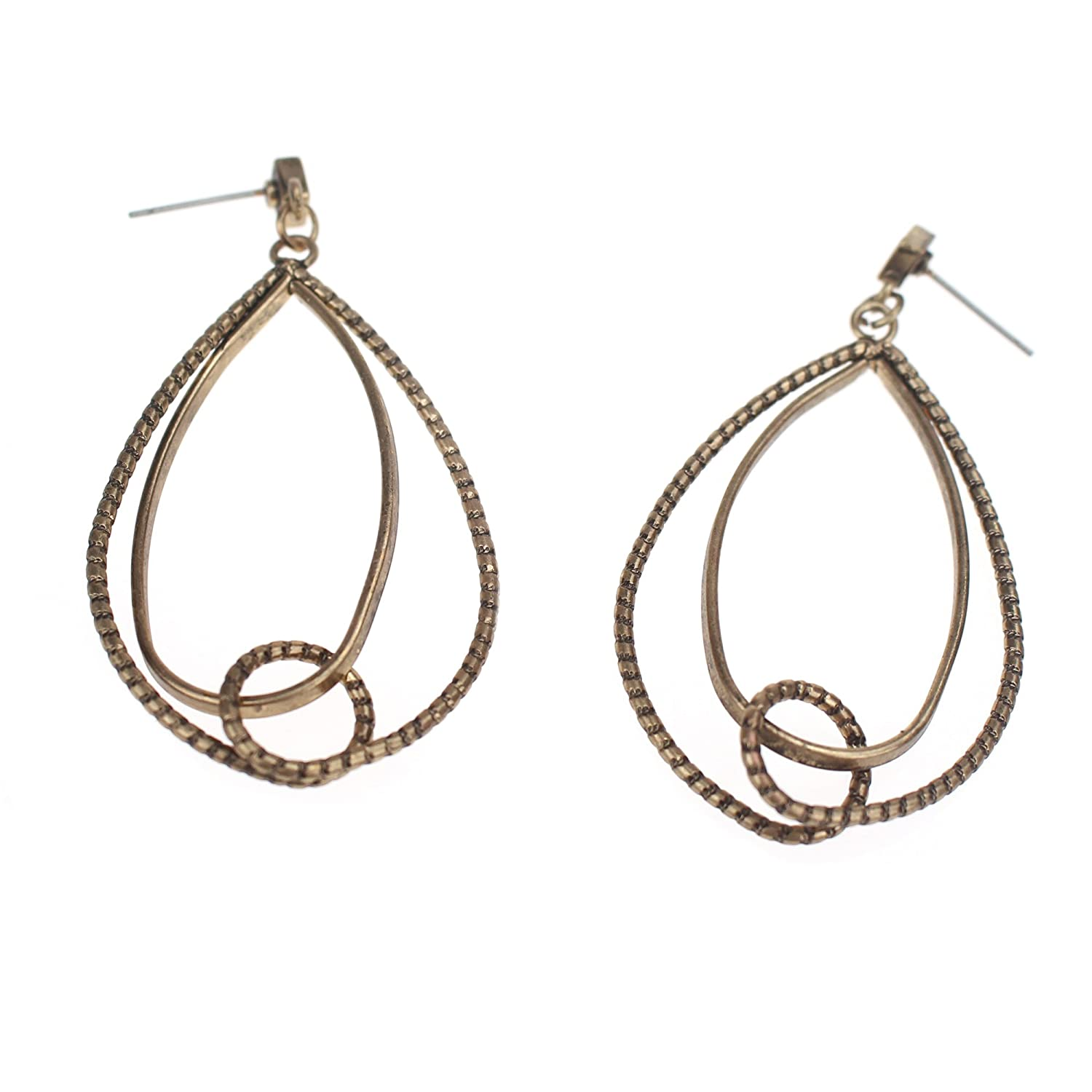 Coolcoco Luxury Fashion Tassel Earrings for Lady Woman Girls Prime