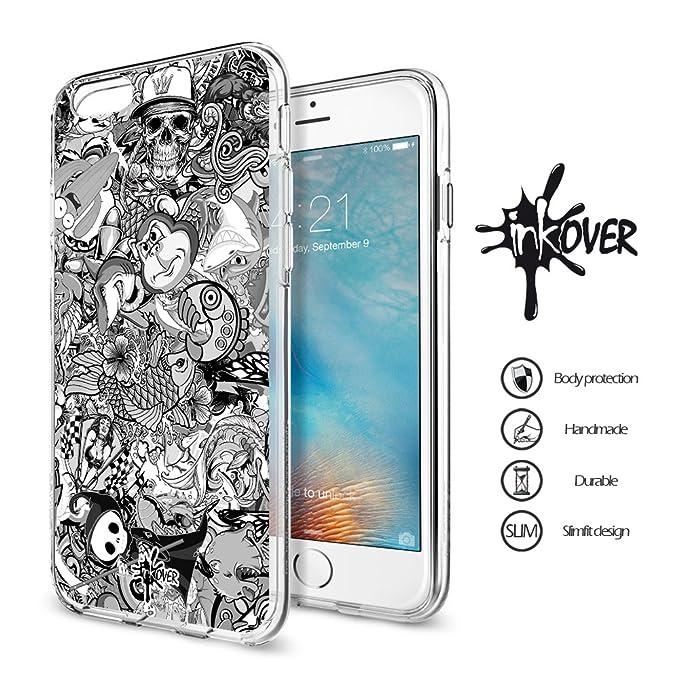 """1 opinioni per iPhone 7 PLUS (5.5"""")- INKOVER- Custodia Cover Protettiva Soft Case Guscio"""