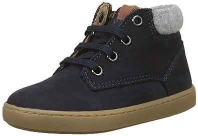 cf523486995 Amazon.com   Shoo Pom Boys' Play Desert Fur Hi-Top Trainers   Sneakers