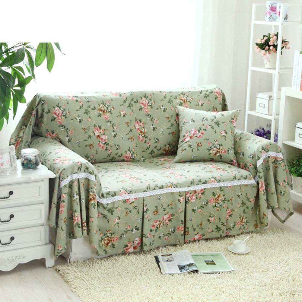 design sofas modern towel all covered sofa Cotton fabric continental garden sofa towel A 195x350cm(77x138inch) by Sofa towel