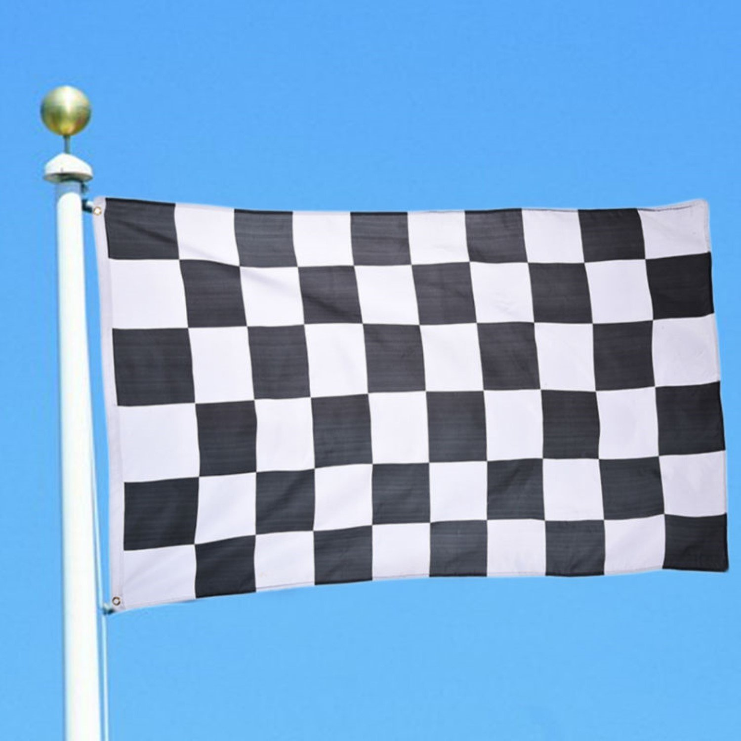 Finish Line Flag 90x150 cm NEW - Competition flag 90 x 150 flag 100% poliester Adatech