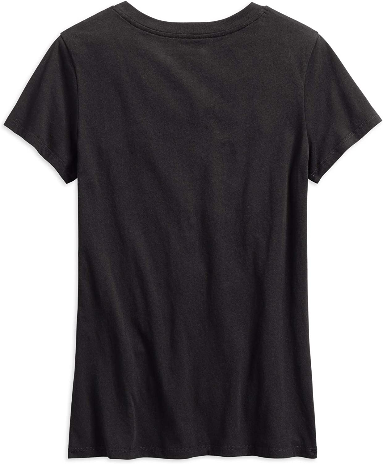 HARLEY-DAVIDSON Womens Cant Buy Happiness V-Neck Tee