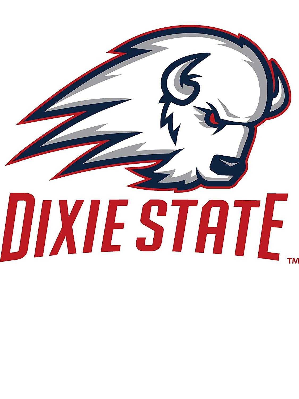 NCAA Dixie State Trailblazers PPDIX08 Unisex Slapshot Vintage Jersey T-Shirt